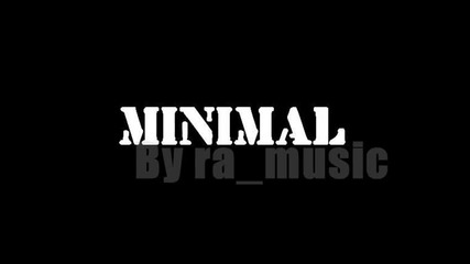 [dj Cardo - The King Of Mnml]