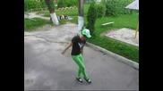 Yuzzon dnb Dance