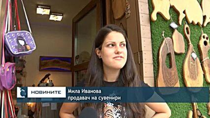 Ръст на български и чуждестранни туристи във Велико Търново