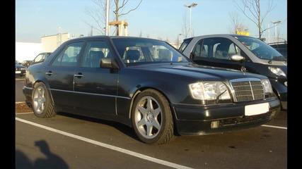 Mercedes Benz 124-tuning