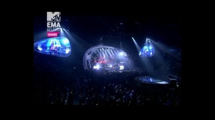 Selena Gomez - Live at Mtv Ema 2011