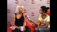 Басистката на Moby Светлана Василева: Работата с него е пълна с изненади