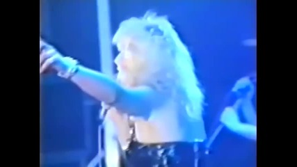 Vesna Zmijanac - Pitaj mene kako mi je (Live) - Koncert - (Pionir 1988)