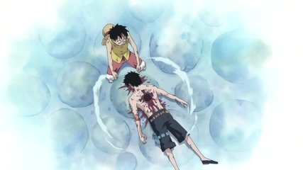 Luffy and Ace - Fate of a Pirate A M V