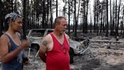 USA: 'My soul is hurt' -  locals describe tragic Bootleg wildfires in Southern Oregon