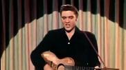 Elvis Presley - Blue Suede Shoes + превод