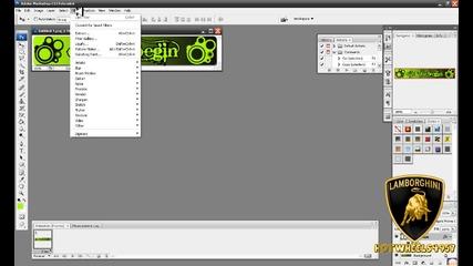 Как да си направим мигащ банер с photoshop cs3