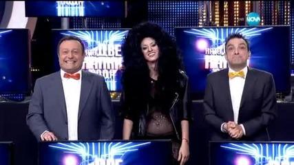 Милена Маркова – Маца като Cher - Като две капки вода - 04.05.2015 г.