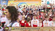 """""""На кафе"""" с Илия Луков от Каварна от 13-ия фолклорен събор """"С България в сърцето"""""""