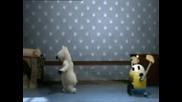 Funny Cartoon Bernard - The robot
