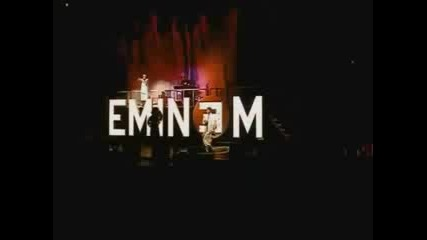 Eminem (live)Up in a smoke turr