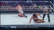 Rusev vs Ryback - Wwe Smackdown 22.01.2015