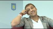 Какво си пожела Стилиян Петров за 33-я си рожден ден...