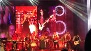 Жана Бергендорф - Самурай Coca Cola Happy Energy Tour 2014 Бургас