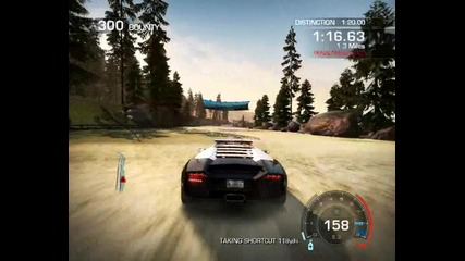 Need for speed hot pursuit 2010 Qko razbivane