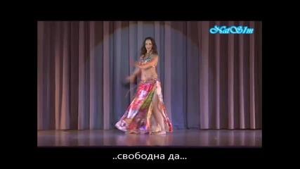 Ракс Шарки - арабския танц