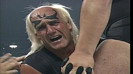 Hulk Hogan vs. The Giant – WCW Title Match: WCW Halloween Havoc 1995 (Full Match)