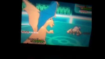 Pokemon Y online live битка-тоя не е човек