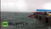 Philippines: Ferry capsizes killing at least 36