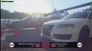 Audi Rs6 Evotech vs Bmw X6 M P P Performance