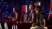 Resa Nothing else matters Blind Audition The Voice Kids превод