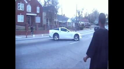 Гъзар бъди и колата си почупи! :d