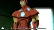 Мнение за великата анимация Върховни Отмъстители (2006)