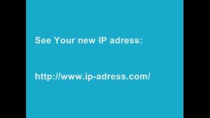 Как Да Скриете Ip - То Си От Хакери