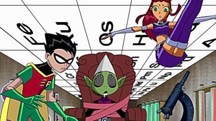 [ Bg Audio ] Teen Titans S1 - 10