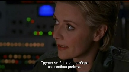 Старгейт Sg-1 / Stargate Sg-1 /сезон 03 eпизод 06