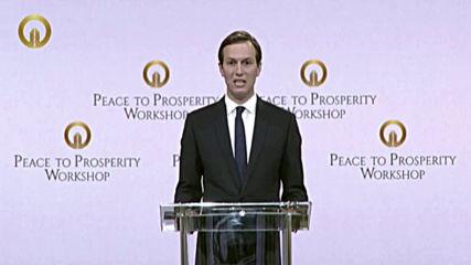 Bahrain: Kushner opens 'Peace to Prosperity' economic conference
