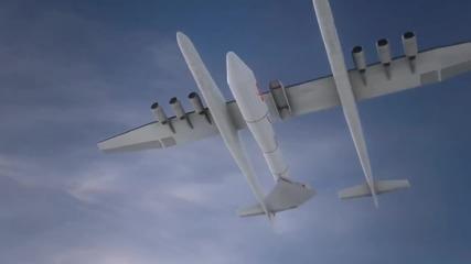 """""""Рух"""" - най-големият самолет в света"""