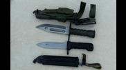ножовете /щикове/ за ак 74 и м16