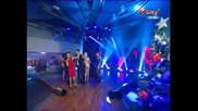 Milica Pavlovic - Tango - Novogodisnji program - (TV Sky plus 2013)