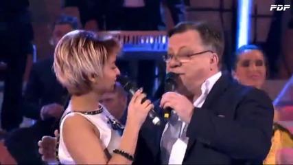 Halid Beslic i Aleksandra Dzidza Stojkovic - Karta svijeta - Gs 2013_2014 - 17.01.2014