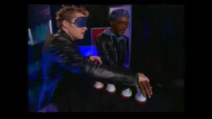 Keith Barry Прави Mad Spike Trick На Samuel L Jackson И Redman