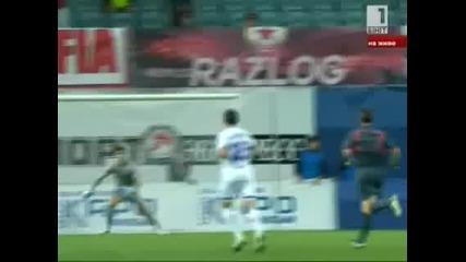 Cska Sofia - Dynamo Moscva 2:1
