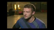 Justin Timberlake Interview 2 4ast
