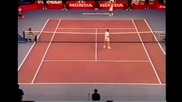 Най - големият артист в историята на тениса!