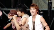 Tvxq - Choosey Lover (2007 A-nation)