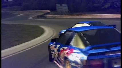 Най - Откачените лудаци на Live For Speed !!