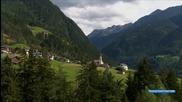Райски кътчета - Австрия / част 15 / [ H D ]
