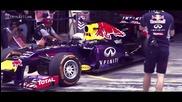 F1 Гран при на Бахрейн 2013 - избрани моменти от квалификациите [hd]