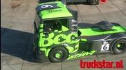 Truckstar Drift Gymkhana -becx-tds Racing Man Tgs 18.1100