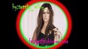 Ashley Tisdale for justinxbieberxlove