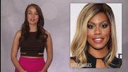 "Laverne Cox Says Caitlyn Jenner Has to Dodge the Paparazzi in ""I Am Cait"""
