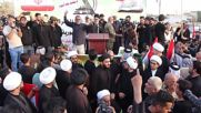 Iraq: Hundreds rally in support of Popular Mobilisation Forces in Basra