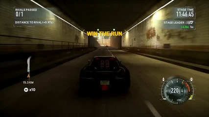 Need For Speed The Run - Края на играта (my Gameplay - Max Settigns)