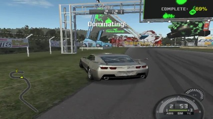 Need For Speed - Pro Street My Second Drift