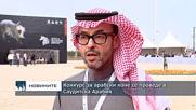 Конкурс за красота на арабски коне се проведе в Саудитска Арабия